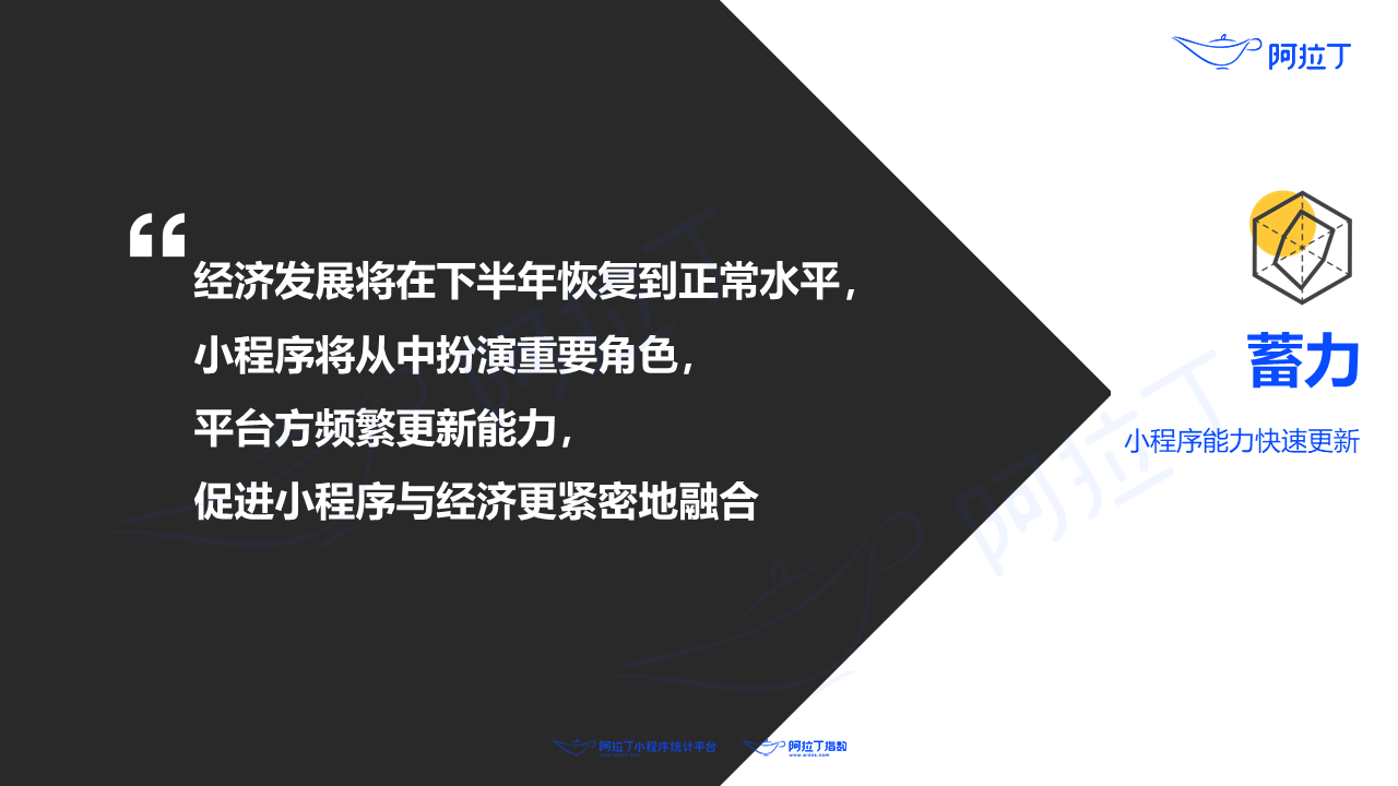 2020年8月小程序互联网发展研究报告第十四张