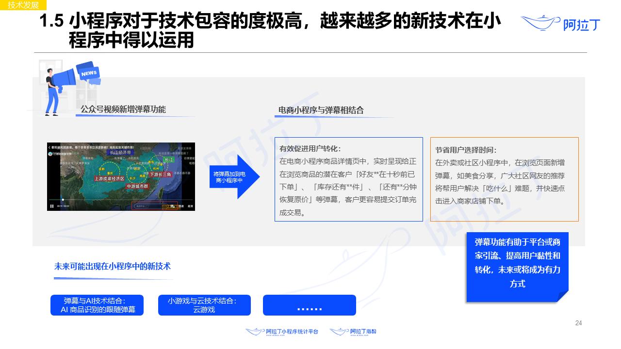 2020年8月小程序互联网发展研究报告第二十四张
