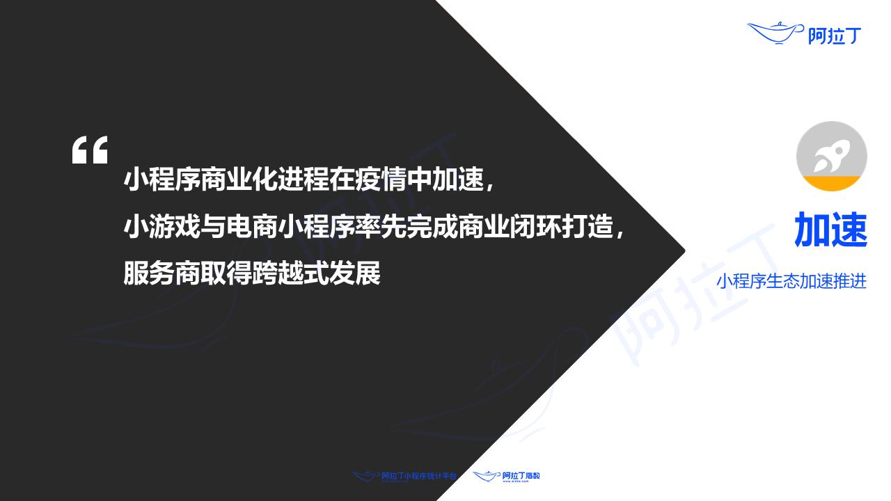 2020年8月小程序互联网发展研究报告第八张